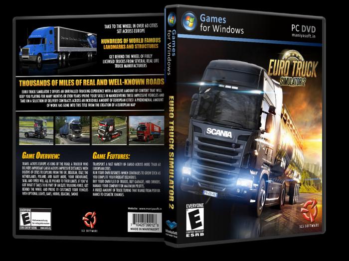 Лицензионный Ключ Для Euro Truck Simulator 2 1.3.1